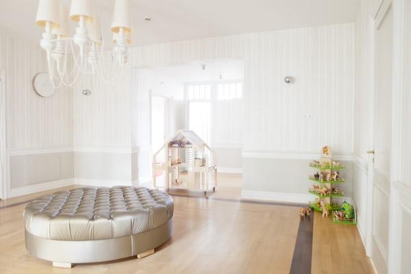 Mieszkanie w stylu glamour